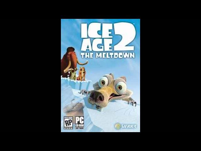 Ice Age 2: The Meltdown Game Music - Glacier Track 5