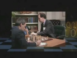 Kasparov vs. deep blue (deep thought)