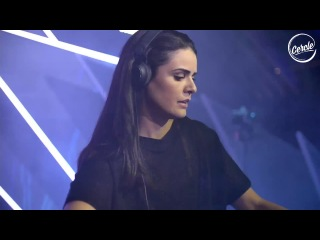 ANNA vinyl DJ set  Les Pavillons des Etangs in Paris, France for Cercle