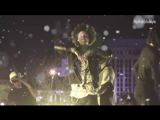 LES TWINS _ Christmas Edition 🎅🎄 _ All I Want For Christmas Is You (Trap Remix)
