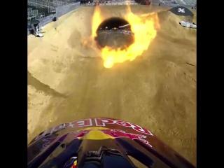 Телепорт  Red Bull невероятный монтаж