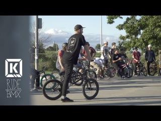 BMX: KINK MISSISSAUGA SKATEPARK JAM // insidebmx