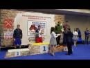 Цамбов Эдгард Церемония награждения в весовой категории 75 кг Кубок Никифорова Денисова