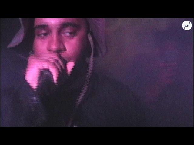 Boofy b2b Hi5Ghost DJ set w Jammz Keep Hush live - Mean Streets Takeover