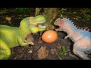 ДИНОЗАВРЫ для детей. СБОРНИК мультиков про долину динозавров. Неизвестное ЯЙЦО