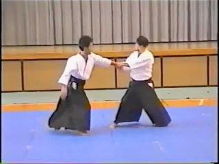 igarashi kazuo 7th dan aikido demonstration 2000