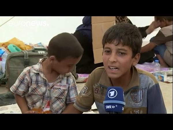 Ирак армия все еще выбивает боевиков из Эль Фаллуджи