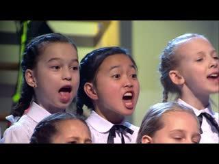 Детский хор Сергея Светлакова каждую пятницу в 23:00 на СТС!
