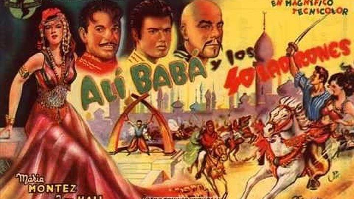 Ali Babá y los 40 Ladrones (1944)