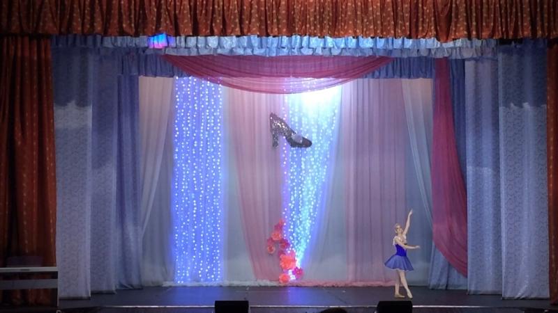 вариация из балета Павильон Армиды музыка Н Черепнина постановка Михаила Фокина