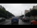 Авария на проспекте Победы и грубое нарушение ПДД