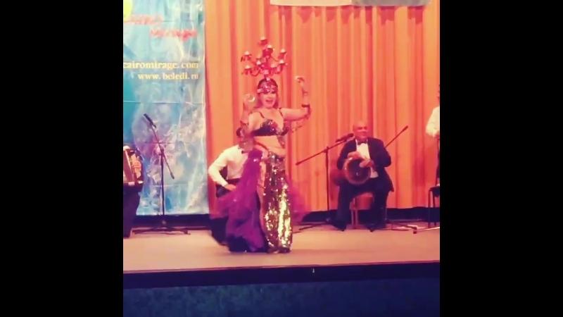 Cairo mirage -2018! Opening gala show. Awalim!Bellydancer Irina Ignatovabellydancecairomiragelatiffastar