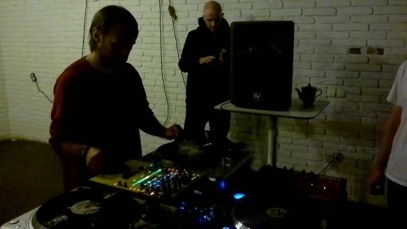 DJ Mr Switch в гостях у Scratchburg video 3