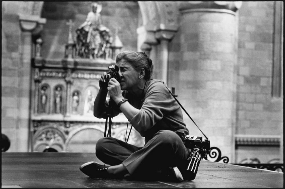 Работы выдающихся фотографов
