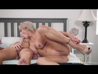 [ / ] nina elle (within hole-y matrimony / ) [2018 г., big ass,big tits,blonde,blowjob (p