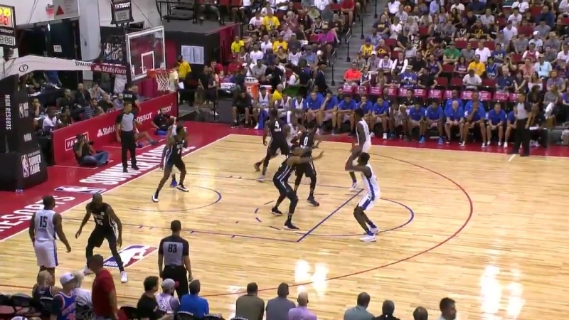 Mo Bamba with his first Summer League Bucket! httpst.co_V3cwcFcXxg ( 720 X 1280 ).mp4