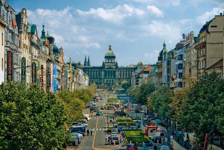Достопримечательности Праги. Часть 1., изображение №3