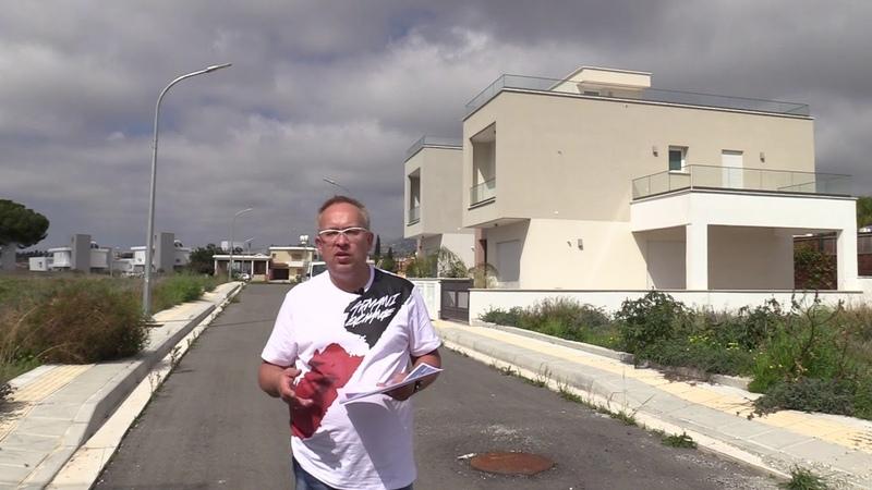 Продажа вилл от 330 000 евро в проекте Konia Sunset Villas (Кипр, Пафос)