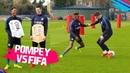 • SAVAGE NUTMEG 🔥😱 PORTSMOUTH VS FIFA