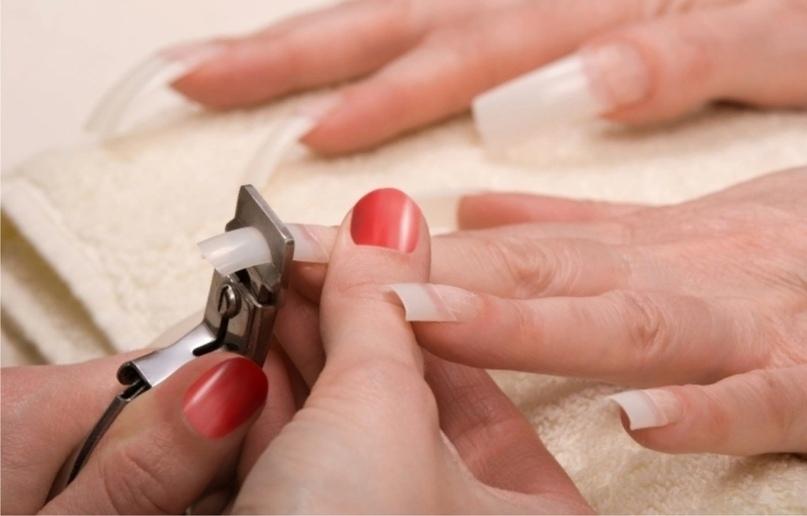 Технология гелевого наращивания ногтей на типсы., изображение №1
