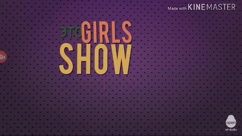 Ksenia Vernik Show Girls cover Lyrics video