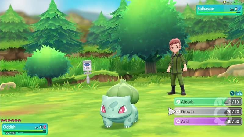 [AssiMaslow] БРОК, КАМЕННЫЙ ГИМ - Pokemon Lets Go, Pikachu 3 - Прохождение (ПОКЕМОНЫ НА НИНТЕНДО СВИЧ)