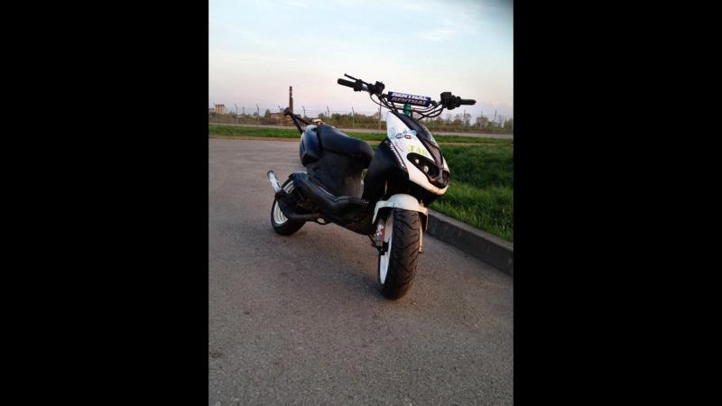 Keeway ru8 stunt