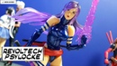 Marvel Comics X-Men Revoltech Psylocke Figure! IS IT WORTH IT? Sweet Articulated ImportToy Jawning!