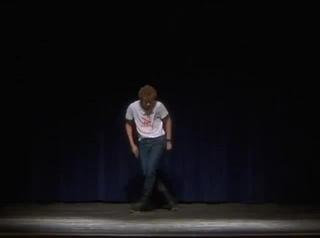 NAPOLEON DYNAMITE Dance Scene Jon Heder