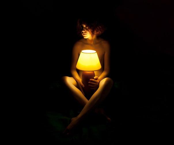 Я в темноте картинки