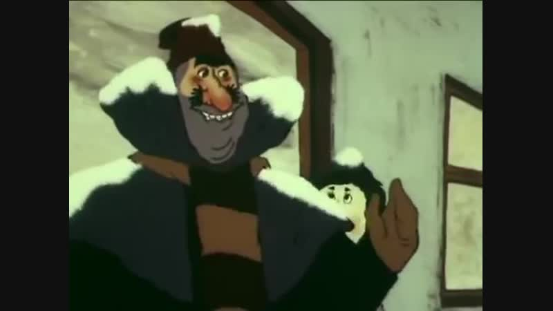 Ишь ты масленица! 1985 Советский мультфильм Золотая коллекция