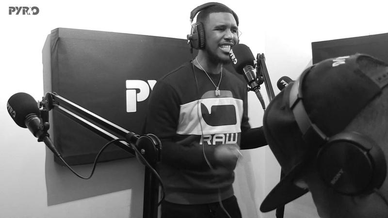 DJ Jedah With Novelist - PyroRadio - (13022019)