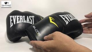 Обзор боксерских перчаток Everlast Elite Pro Style