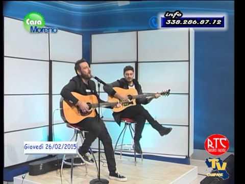 Gianluca Capozzi - Nun te scordo cchiu' - LIVE TV CAMPANE