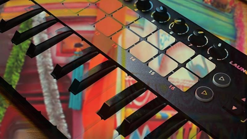 Major Lazer DJ Snake (feat. MØ) - Lean On (cover) Launchkey Mini MK2