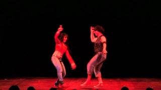 Hakim et Semsemah - Duo Street Shaabi au spectacle de Danse Orientale Bent El Balad - Paris