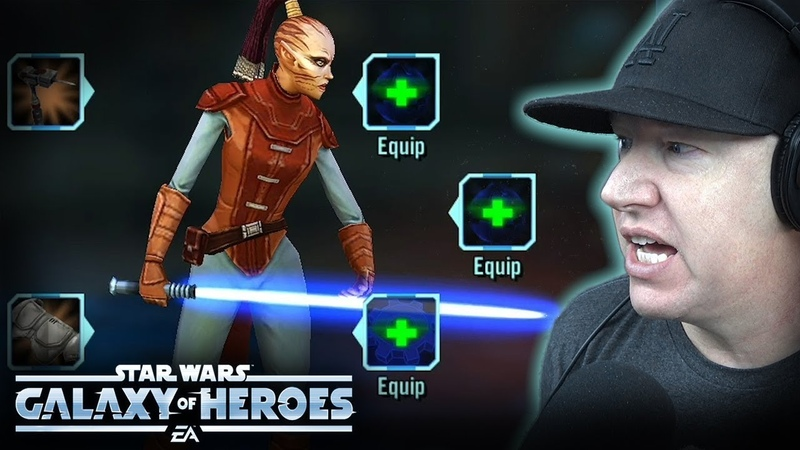 Juhani Carth Onasi Kit Reveal Malak Darth Revan Incoming Star Wars Galaxy Of Heroes SWGOH