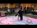 Daiane Oliveira e Pablo Cieslik Tango