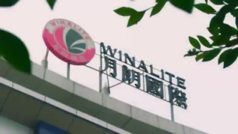 Производство анионовых прокладок Winion компании Виналайт Winalite