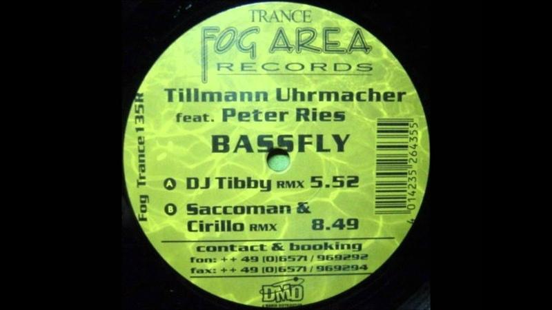 Tillmann Uhrmacher feat Peter Ries BASSFLY Dj Tibby remix
