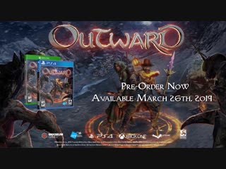 Outward - dev diary wanderlust