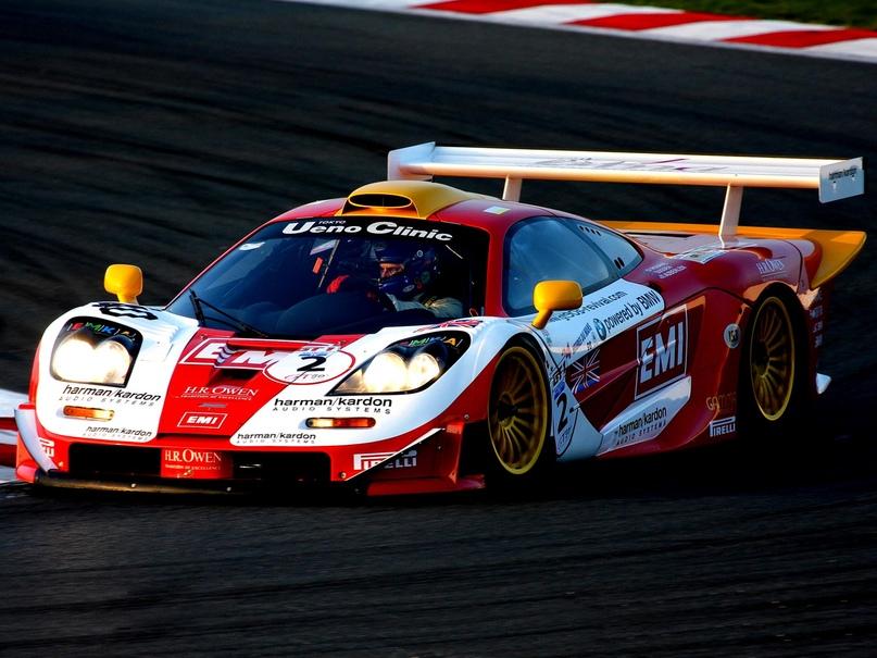 Длина имеет значение — Эволюция «длиннохвостых» McLaren, изображение №9
