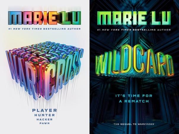 Warcross series (Book 1 - 2) by Marie Lu..   Ines Marcella   VK