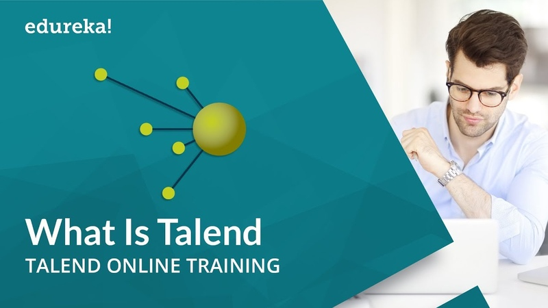 What is Talend | Talend Tutorial for Beginners | Talend Online Training | Edureka