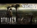 Сталкер тени Чернобыля | Сталкер прохождение без комментариев | STALKER | 1 Часть