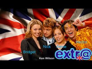 Extra English - ESL sitcom E01-10- in English with english subtitles