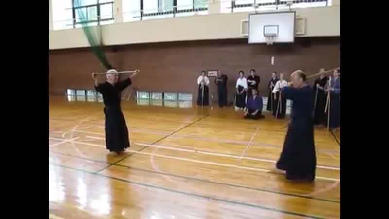 Нишиока сенсей Дзёдо Каге Укан