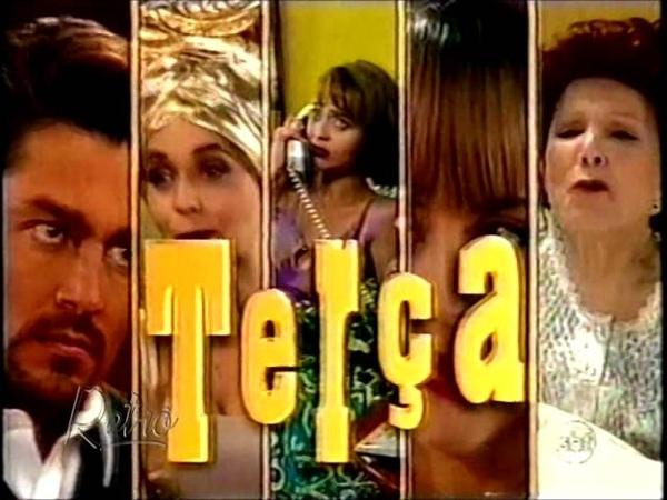 A Usurpadora: Chamadas de estreia [SBT, 1999]