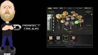 Naughty Seal Audio - Perfect Drums Demo