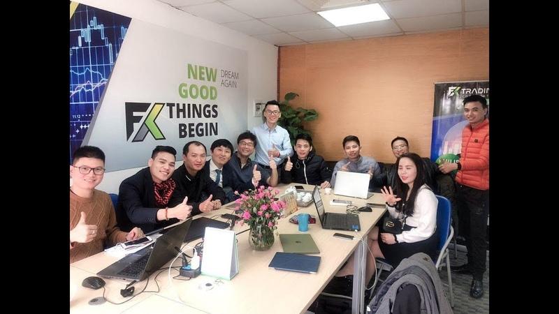 FX TRADING CORP Офис в Корее и Лидершип